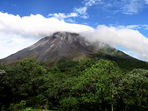 volcano - Low Income Students Given Voluntourism Opportunities