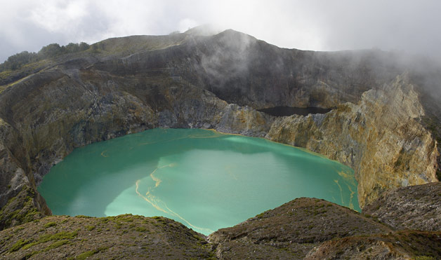 Kelimutu - Five Top Destinations Off The Travel Radar
