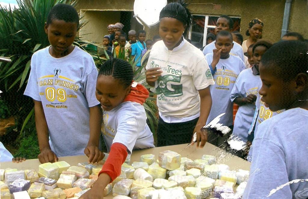 Lesotho Soap
