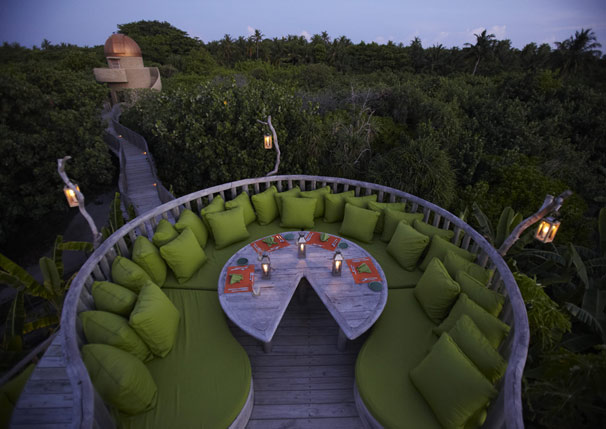 Fresh in The Garden Bar3 L - Voluntourism with Free Nights at Maldives Soneva Resorts