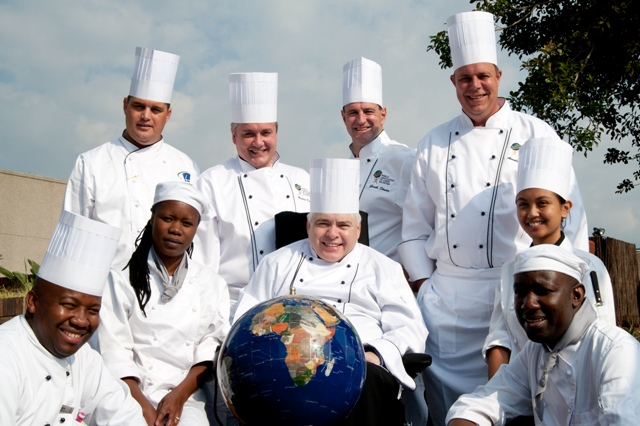 Bidvest World Chefs Tour Against Hunger 21 - International Chefs Arrive in S. Africa to Support Hungry Children