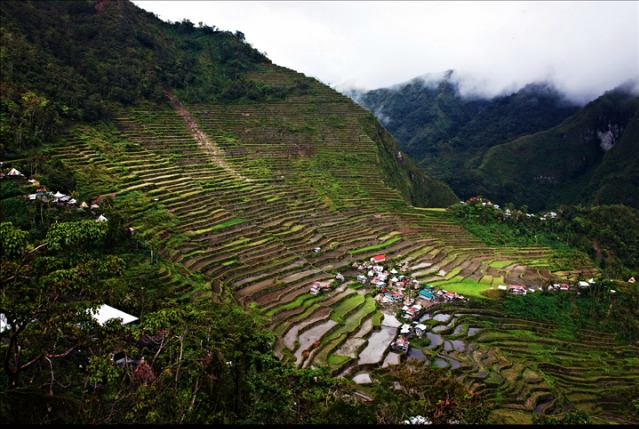 ifugao - Travel to the Philippines to Help Rebuild the Batad Rice Terraces