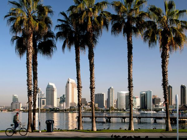 sandiego - The Great San Diego Escape