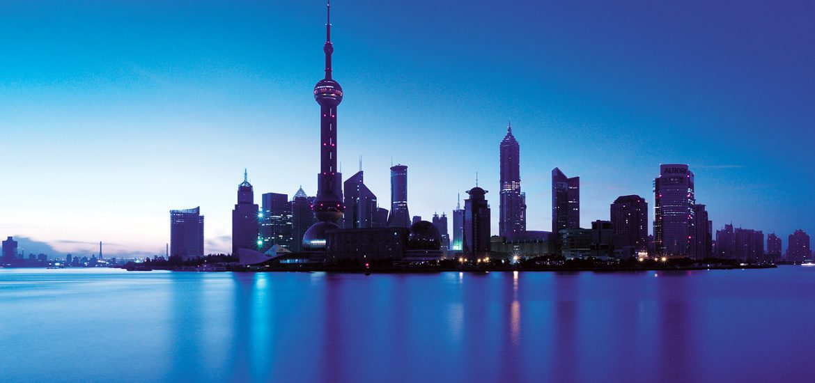 SLPU Bg View At Pudong From Bund 1170x550 - Quick Guide to Shanghai