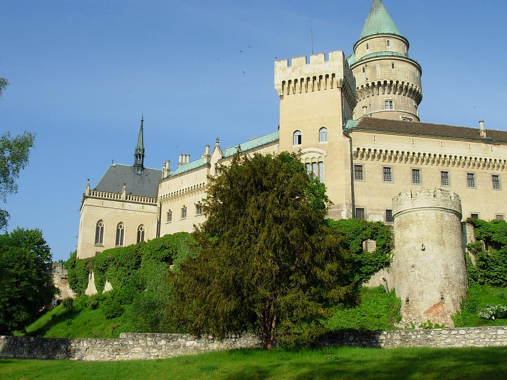 Bojnice-Castle-Slovakia-castles