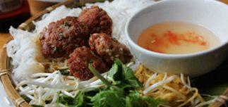 bun cha 323x152 - Best Street Food in Hanoi