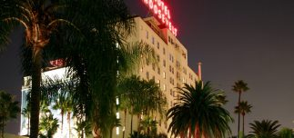 hollywoodroosevelt 323x152 - For the Thrill-Seeker: Haunted and Other Themed Hotels