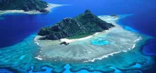 The Lau Archipelago Fiji 323x152 - How Vacationing in Fiji Can Help Fight Climate Change