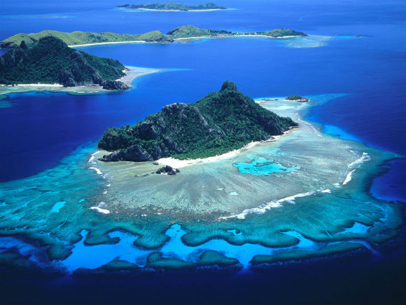 The Lau Archipelago Fiji - How Vacationing in Fiji Can Help Fight Climate Change