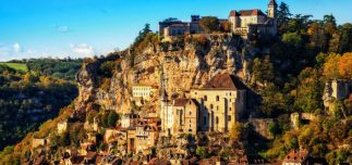 Rocamadour france 20131209 323x152 - Spiritual Journey in Southwest France