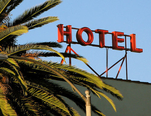 hotel - What's Trendy in Travel? Value and Community Service